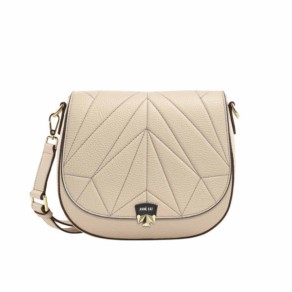 Changeable flap - Kinda Chic - creme