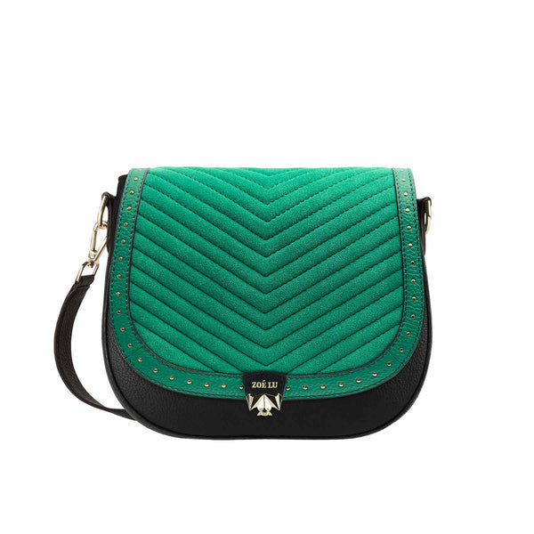 Changeable flap - Elfme - green