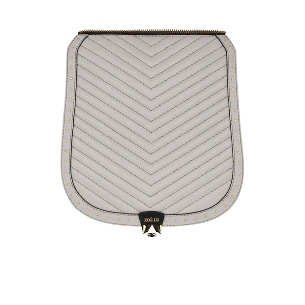 Changeable flap - Stairway to Heaven - light grey