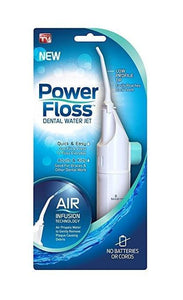Power Floss Water Jet