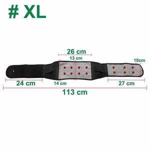 Magnetic Therapy Back Belt