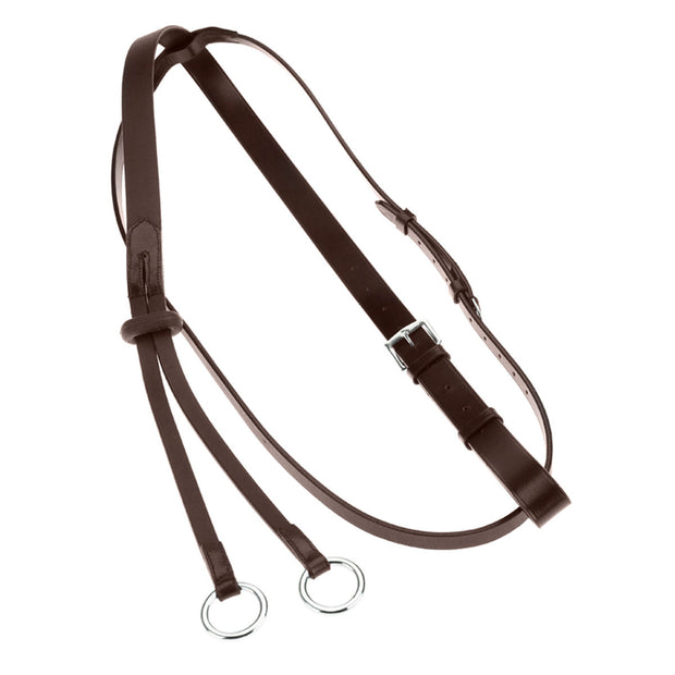 Leather Martingale