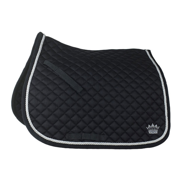 Silver Cord All Round Saddle Pad