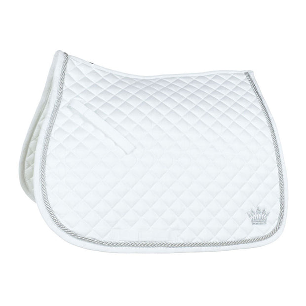 Silver Cord GP Competition Saddle Pad