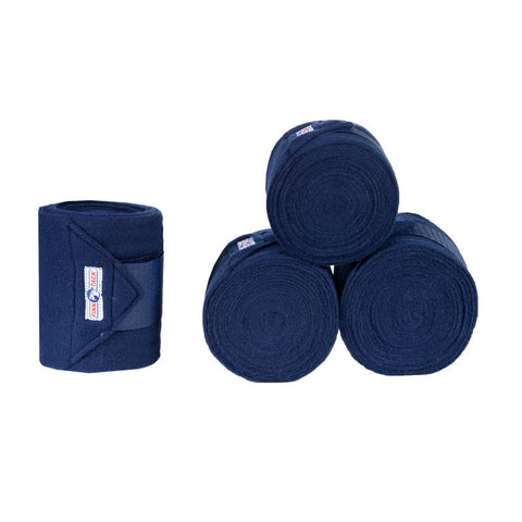 Finn-Tack Fleece Bandages