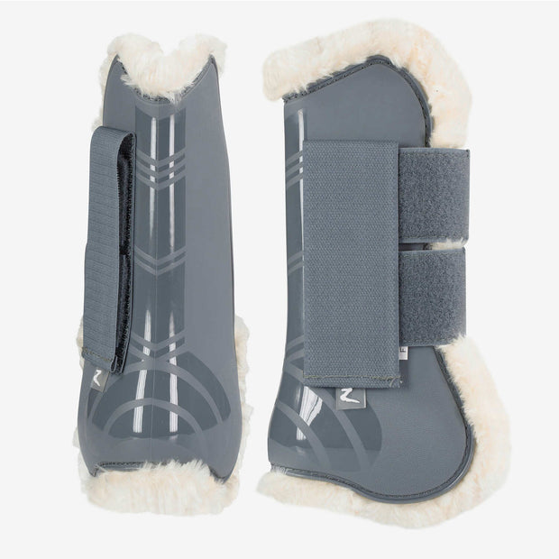 Graz Tendon Boots - Grey