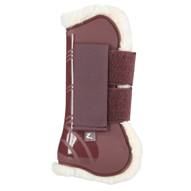 Graz Tendon Boots - Raisin Brown