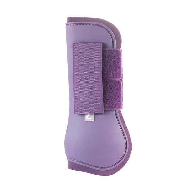 Horze Tendon Boots - Purple