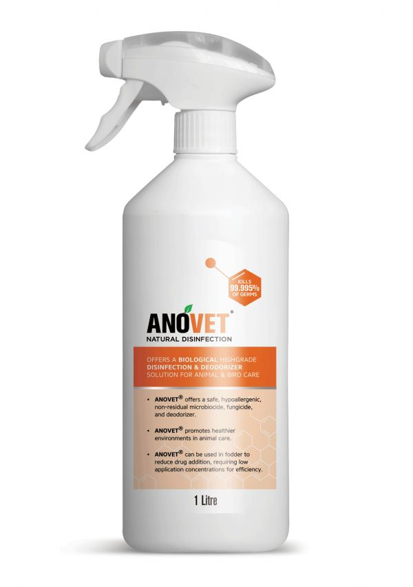 Anovet Equine Natural Disinfection Spray