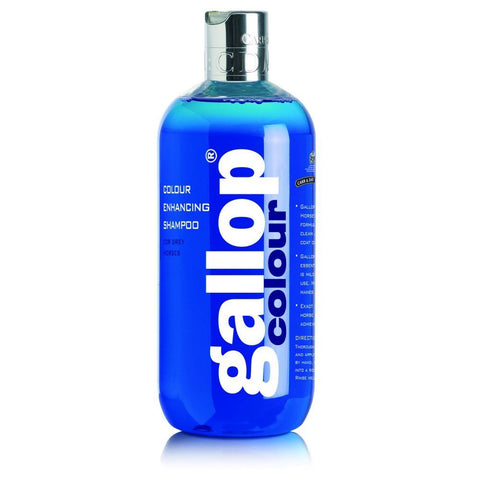 Gallop Colour Enhancing Shampoo - Grey