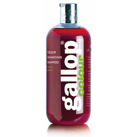 Gallop Colour Enhancing Shampoo - Bay