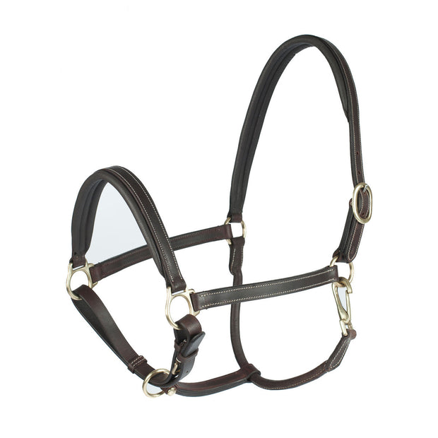 Largo Leather Halter