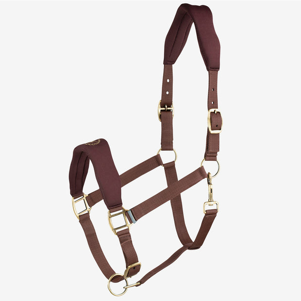 Graz Halter - Raisin Brown