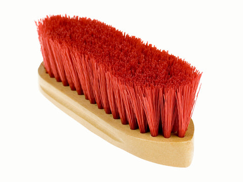 Dandy Brush with Wood Back, Long Bristle