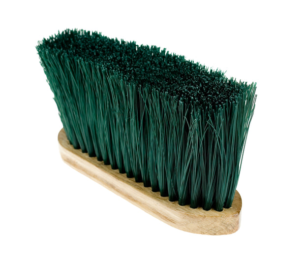 Dandy Brush with Wood Back, Short Bristle