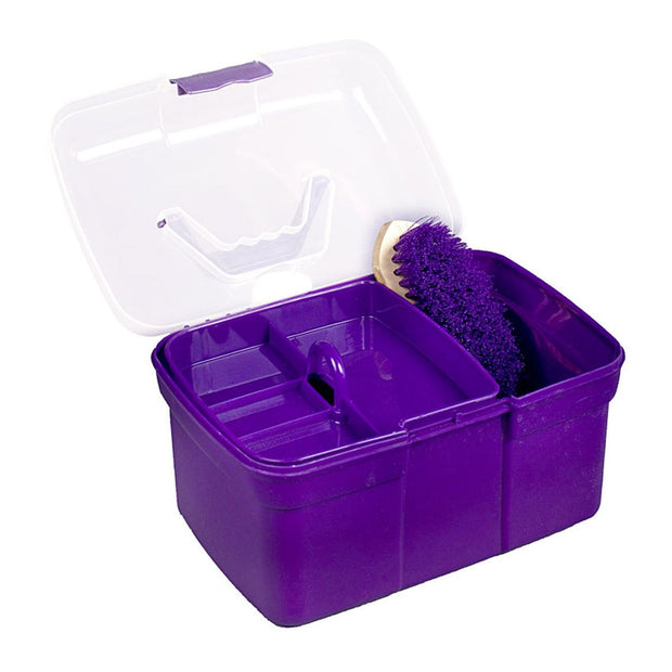Children's Grooming Box, Purple