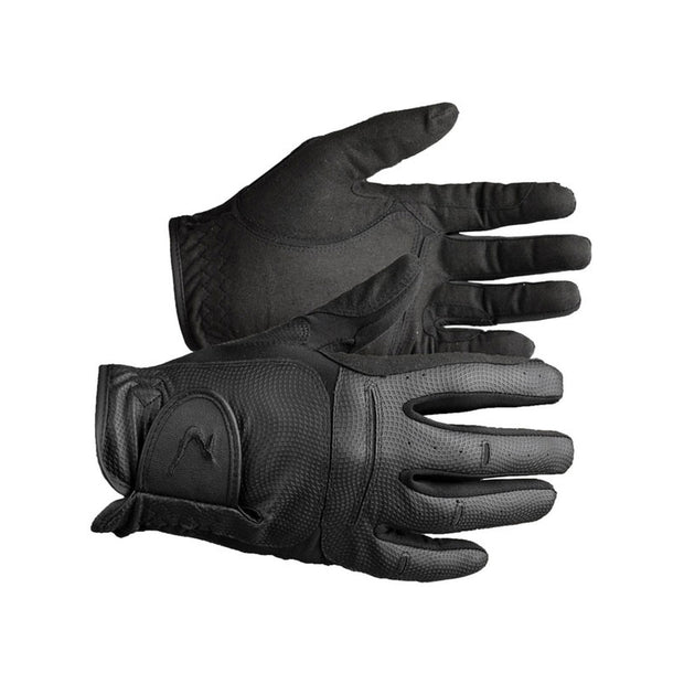 Elisabeth Synthetic Leather Gloves