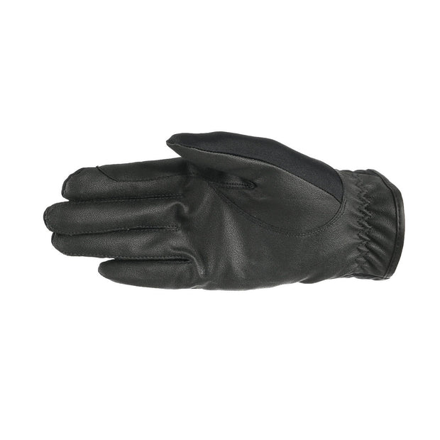 Women's Breathable Summer Gloves - Black