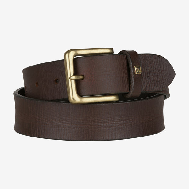 Montana Wide Leather Belt