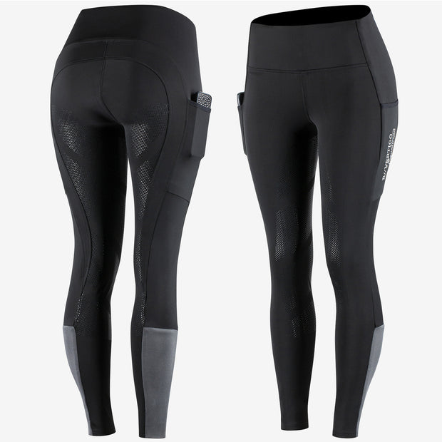 B Vertigo Estelle Women's Silicone FS Riding Tight