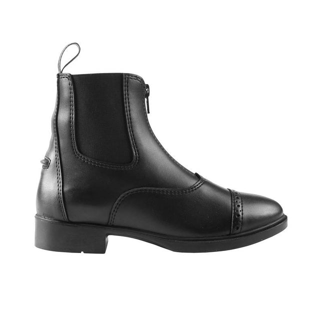 Wexford Junior Front­Zip Jodhpur Boots