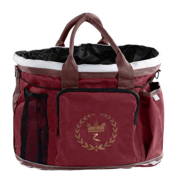 Graz Grooming Bag - Raisin Brown