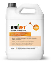 Anovet Equine Natural Disinfection Concentrate