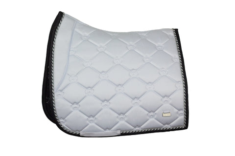 Saddle Pad Monogram For The Win Dressage | Full