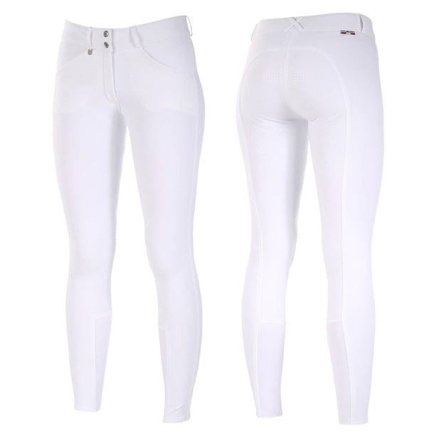 Grand Prix Women's Silicone Full Seat Breeches