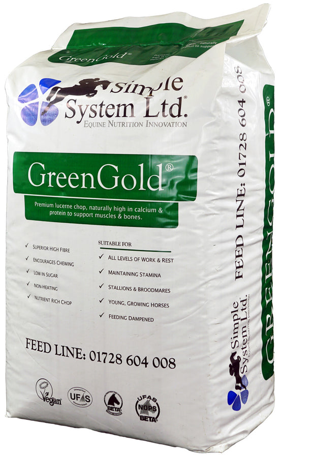 Simple Systems Green Gold