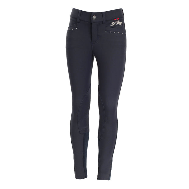 B Vertigo Olivia Girls Silicone Full Seat Breeches