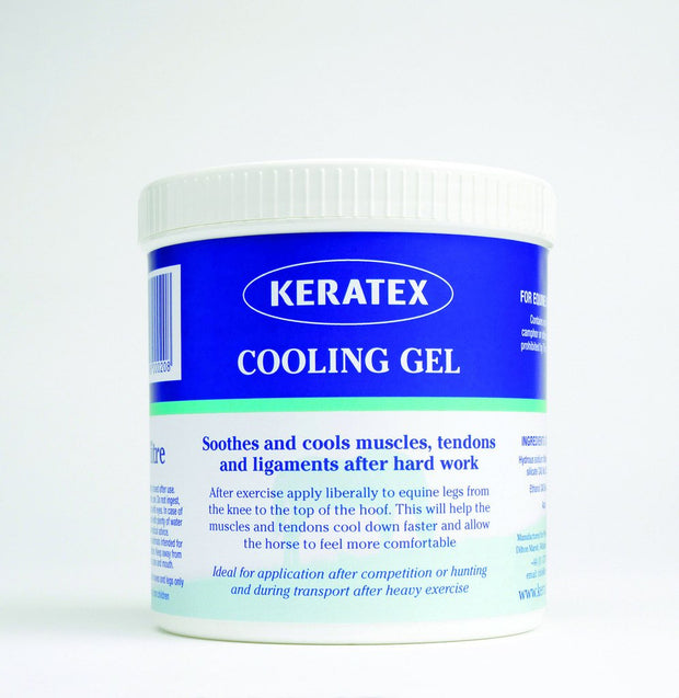 Keratex Cooling Gel