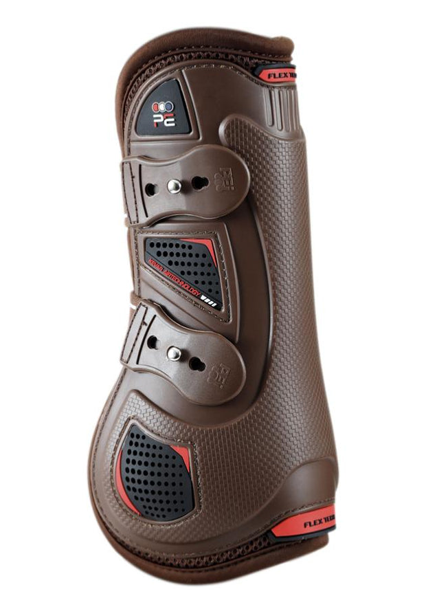 PEI Kevlar Airtechnology Tendon Boots - Brown