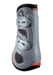 PEI Kevlar Airtechnology Tendon Boots - Grey