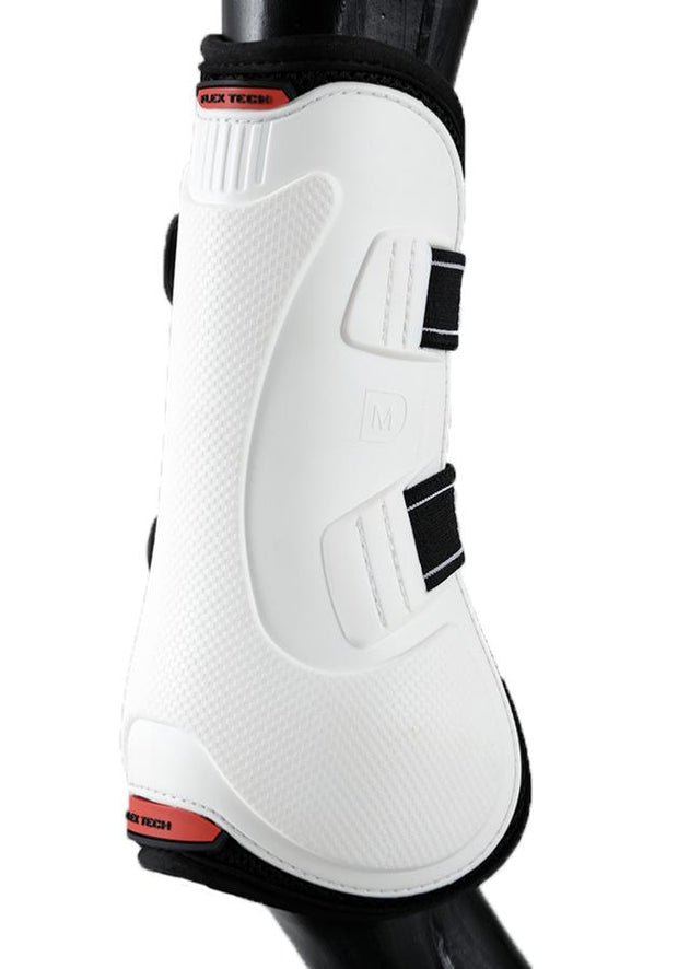 PEI Kevlar Airtechnology Tendon Boots - White