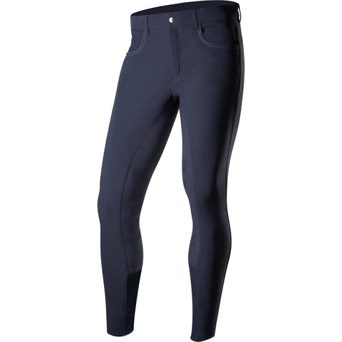 Jackson Men's Functional Knee Patch Breeches - Navy Blue
