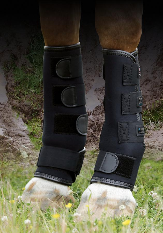 PEI Turnout Boots