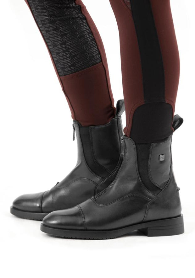 PEI Bruno Kids Leather Paddock Boots