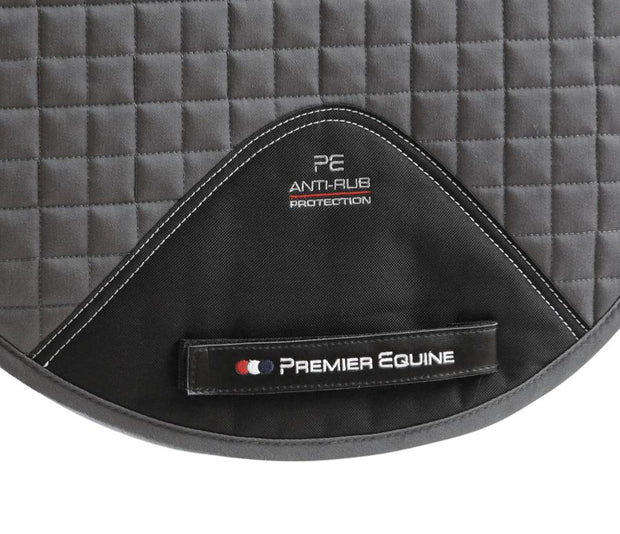 PEI Cross Country Saddle Pad - Grey