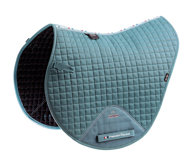 PEI Cross Country Saddle Pad - Turqoise