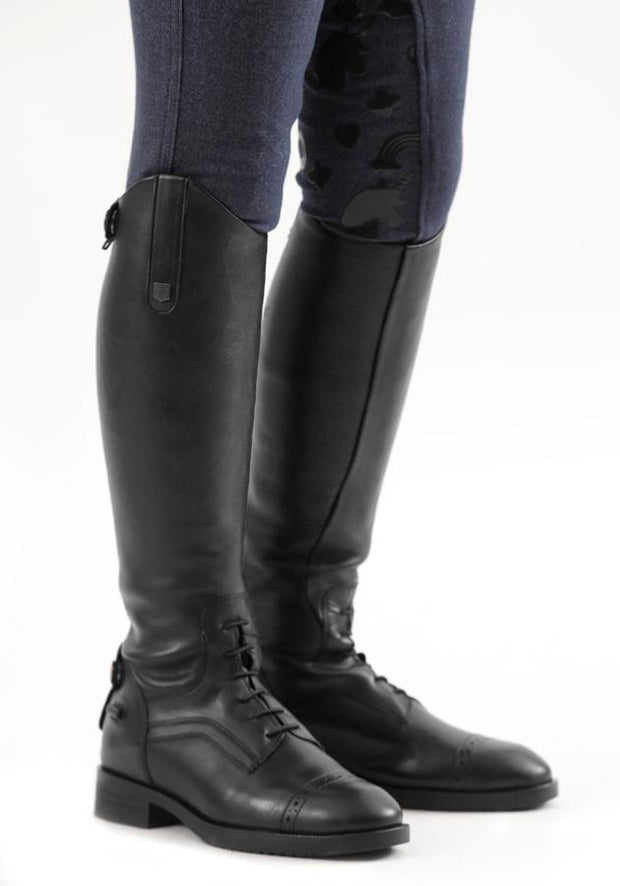 PEI Giovane Kids Tall Field Riding Boots