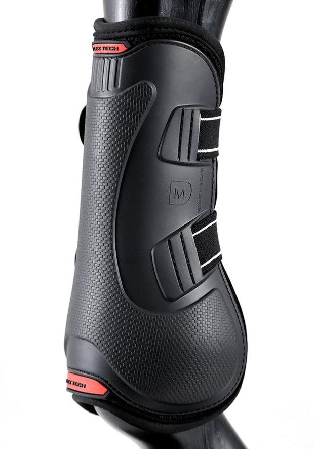 PEI Kevlar Airtechnology Tendon Boots - Black