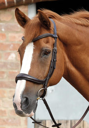 PEI Lambro Anatomic Bridle with Crank
