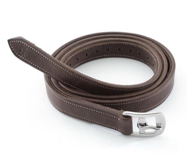 PEI German Aniline Stirrup Leathers
