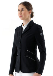 PEI Remina Ladies Competition Show Jacket - Black