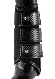 PEI Carbon Air-Tech Brushing Boots: Single Lock