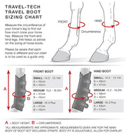PEI Travel-Tech Short Travel Boots