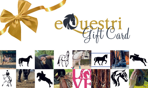 eQuestri AED100 Gift Card