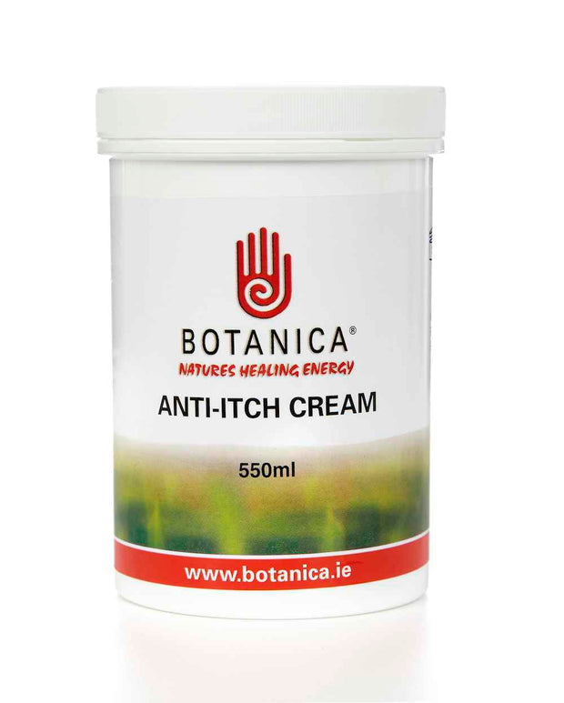 BOTANICA Anti-Itch Cream (500ml)