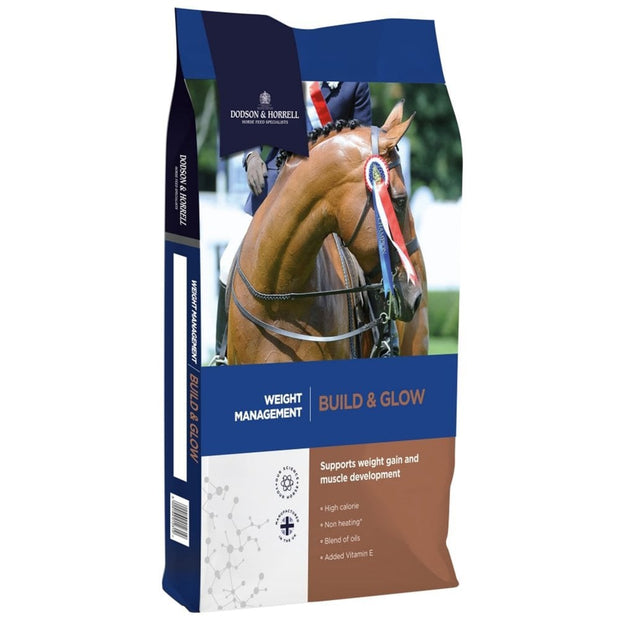 Dodson & Horrell Build & Glow (20kg)